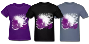 Custom Abstract Promotional Clothing Apparel t-shirts tshirts hoodies tank tops sweatshirts long sleeve shirts