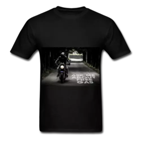 Ask Me About Free Gas - Biker Motorcycle Design - Promotional Clothing