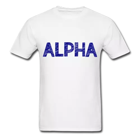 Alpha - Promotional Clothing