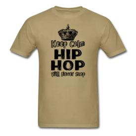 Hip Hop Custom Clothing Apparel Designs Promotional Clothing
